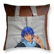 Norogami/yato Canvas Bag Throw Pillow