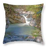 Norrish Creek Throw Pillow