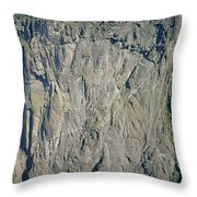 210363-north Chasm View Wall  Throw Pillow