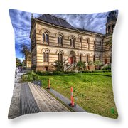 North Terrace Throw Pillow
