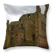 North Transept Throw Pillow