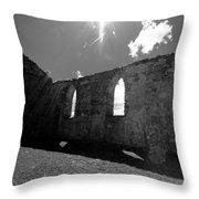 Northern Ireland 11 Throw Pillow