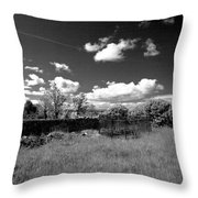 Northern Ireland 13 Throw Pillow