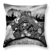 Northern Ireland 17 Throw Pillow