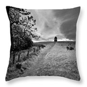 Northern Ireland 35 Throw Pillow