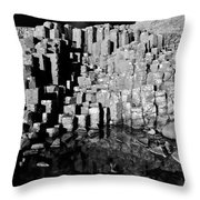 Northern Ireland 48 Throw Pillow