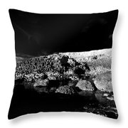 Northern Ireland 49 Throw Pillow