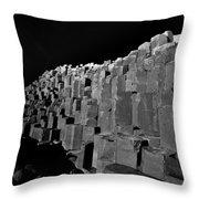 Northern Ireland 51 Throw Pillow