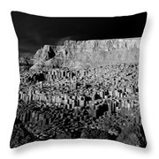 Northern Ireland 52 Throw Pillow
