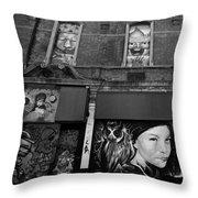 Northern Ireland 60 Throw Pillow