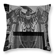 Northern Ireland 61 Throw Pillow