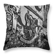 Northern Ireland 63 Throw Pillow