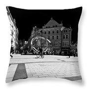 Northern Ireland 64 Throw Pillow