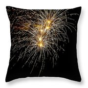 Northern Star Throw Pillow