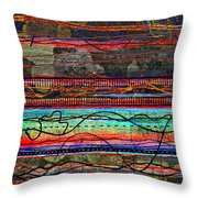 Northumberland 2 Throw Pillow