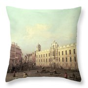 Northumberland House Throw Pillow