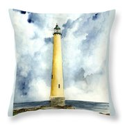 Northwood Lighthouse Throw Pillow