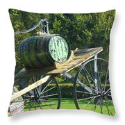 Nostalgic Throw Pillow