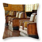 Union Station.jpg Throw Pillow