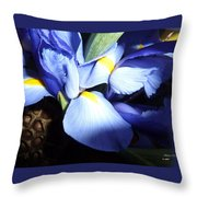 Bright Happiness Throw Pillow