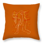 Not Heavy Throw Pillow