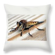 Not Just Another Pretty Face Throw Pillow