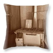 Not Much Cookin - Unionville Nv Throw Pillow