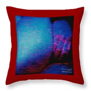 Not Ready Yet Throw Pillow