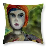 Noted  Throw Pillow