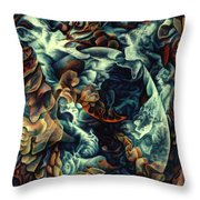 Nothing And Everything Throw Pillow