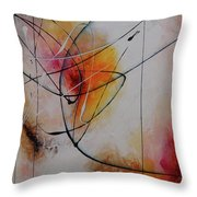 Nothing Given  Throw Pillow
