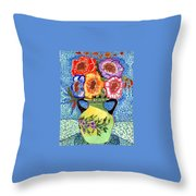 Nothing Left To Be Desired Throw Pillow