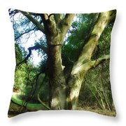 Nothing Lovely As Throw Pillow