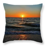 Nothing More To Say Throw Pillow