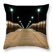 Notturno Throw Pillow