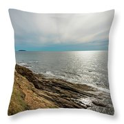 Nova Scotia Throw Pillow