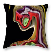 Novera Throw Pillow