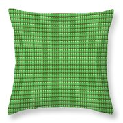 Novino Sale Crystal Green  Texture Pattern On Pillows Bags Duvet Covers Phone Cases By Fineartameri Throw Pillow