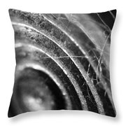 Now Hear This Throw Pillow