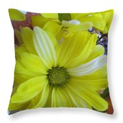 Now It Is Time For Spring Throw Pillow