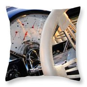 Now That's A Dashboard Throw Pillow