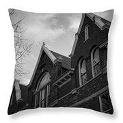 Nowhere Kids Throw Pillow