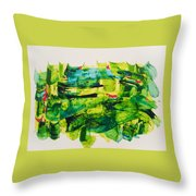 Nowruz Throw Pillow