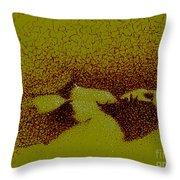 Nude 0940 Throw Pillow