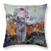 Nude 363602 Throw Pillow