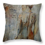 Nude 459020 Throw Pillow