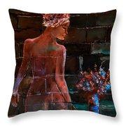 Nude 556123 Throw Pillow
