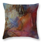 Nude 569090 Throw Pillow