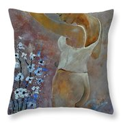 Nude 570121 Throw Pillow