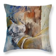 Nude 67524236 Throw Pillow